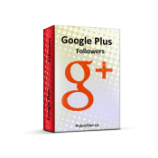 Google + Followers